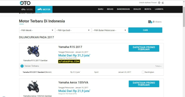 harga-all-new-r15-2017