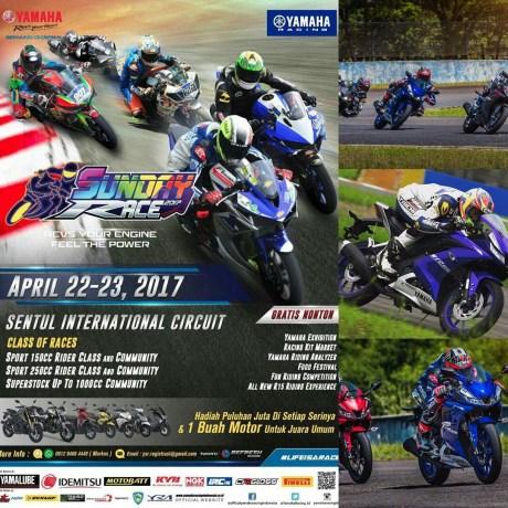 jadwal-yamaha-sunday-race-2017