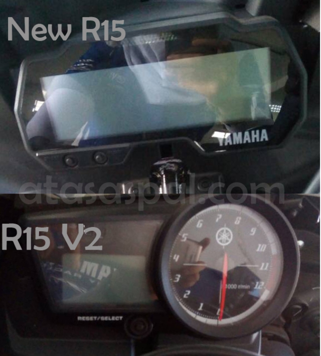 dashboard new r15
