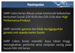 SARP-Cobra-series-Suzuki-GSX-16