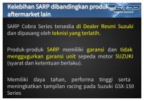 SARP-Cobra-series-Suzuki-GSX-3