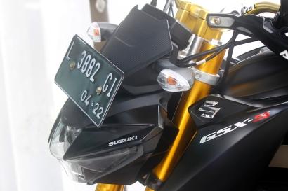 GSX-S150 Tourer 1