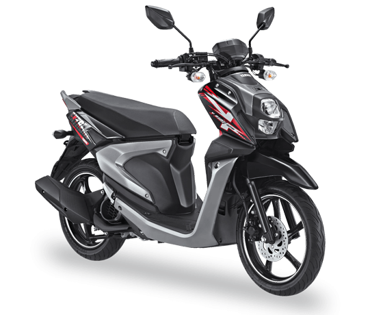 New-X-Ride-125-hitam