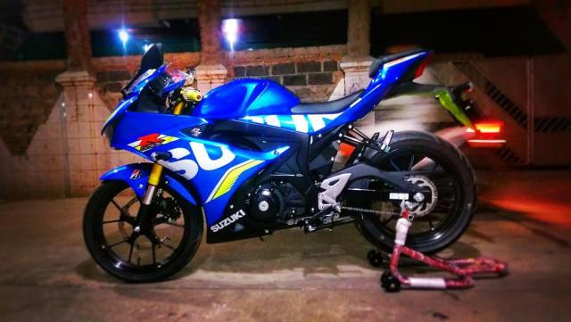 GSX-R150 Suspensi USD