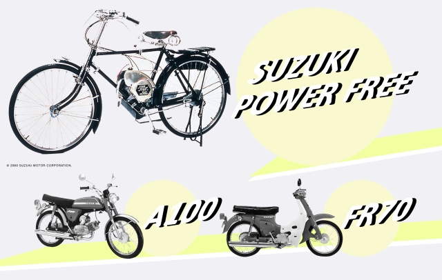 Suzuki Indonesia Motorcycle History