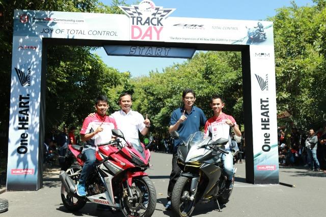 track day honda 2017 1