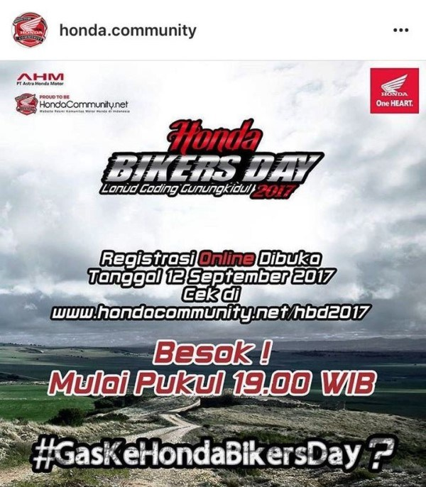registrasi-Honda-Bikers-Day-Online