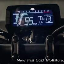 spedometer CB150 ExMotion
