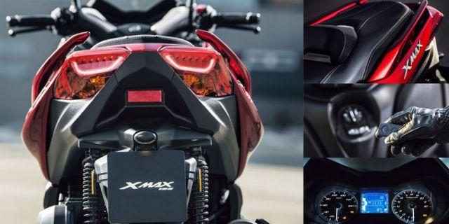 Yamaha XMAX 125 1