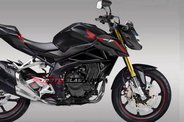 Honda-CB250R