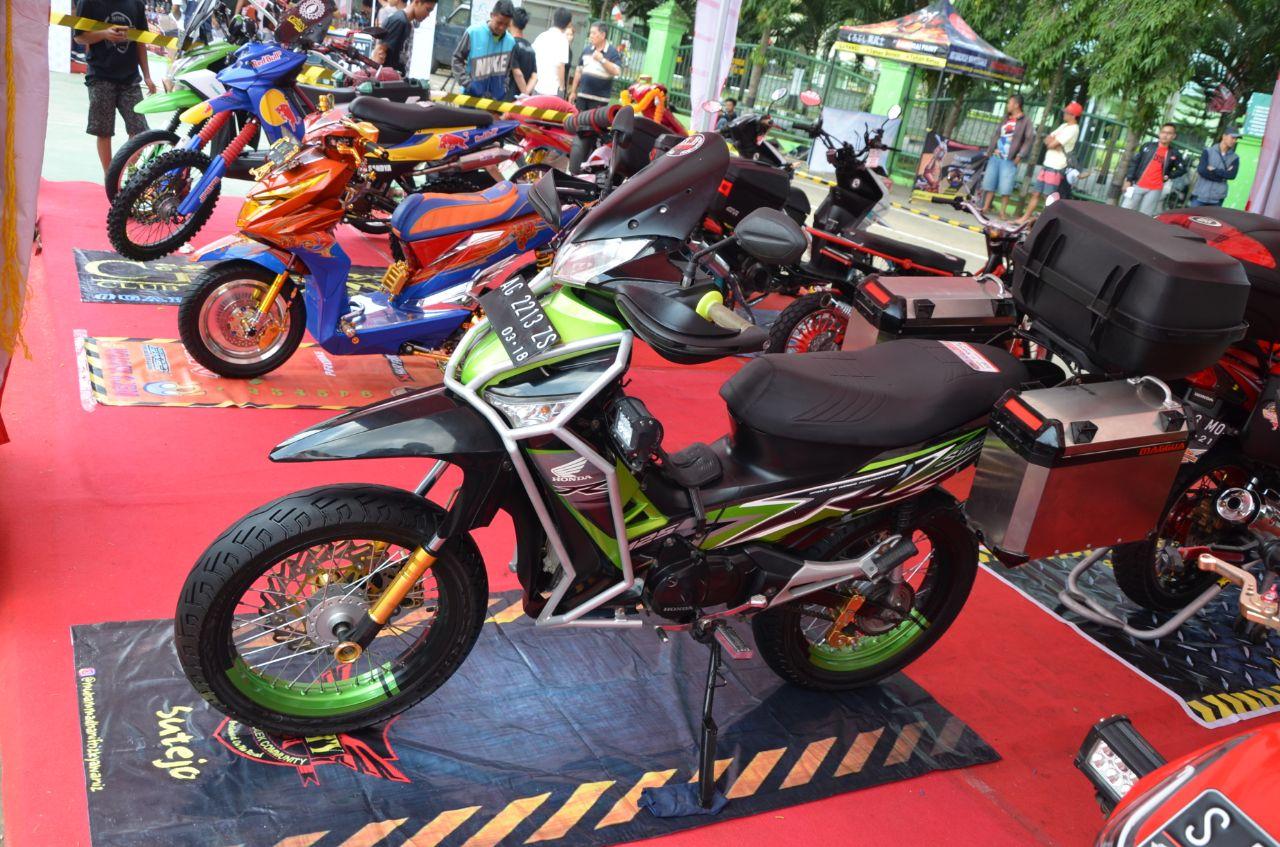 Modifbiker Foto Tempat Modifikasi Motor Beat Di Malang 2019