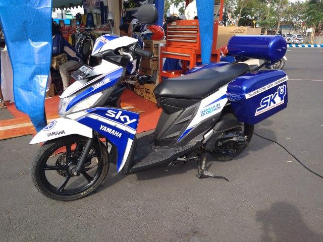 Servis Kunjung Yamaha Armada Pagora Jaya
