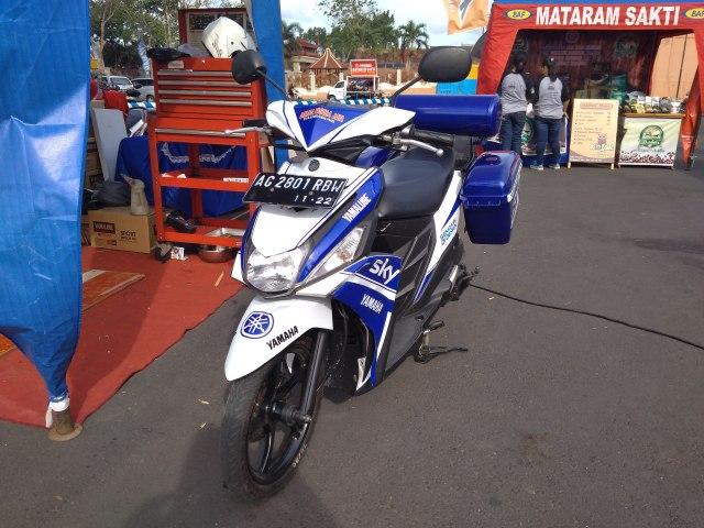 Servis Kunjung Yamaha Tulungagung