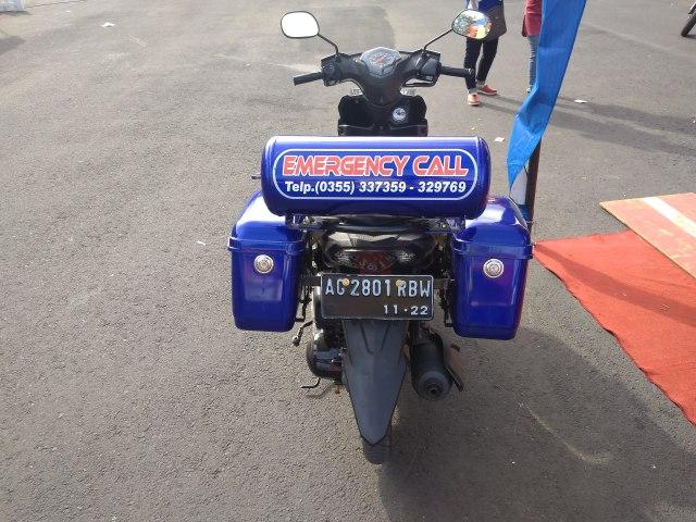 emergency call Servis Kunjung Yamaha SKY