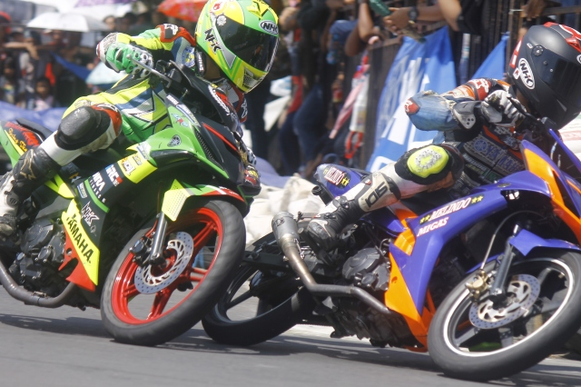 Yamaha Cup Race Result