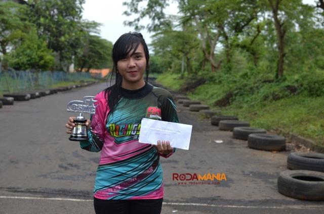 pembalap wanita indonesia