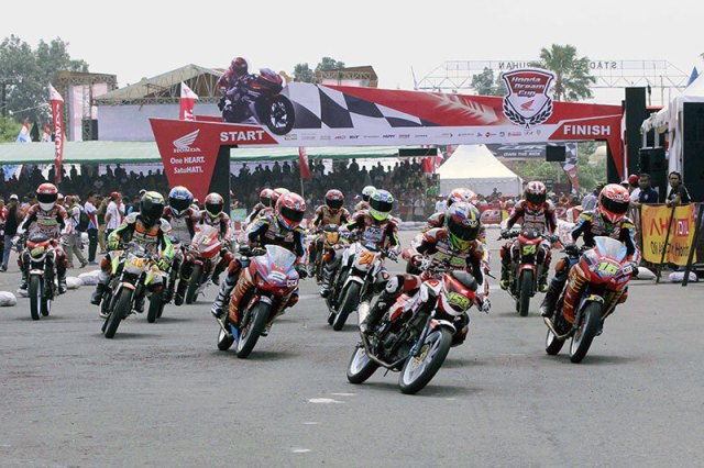 honda dream cup 1
