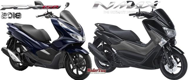 PCX-150-Lokal-Vs-Yamaha-Nmax