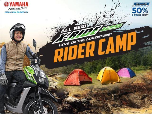 touring X-Ride Madiun Magetan