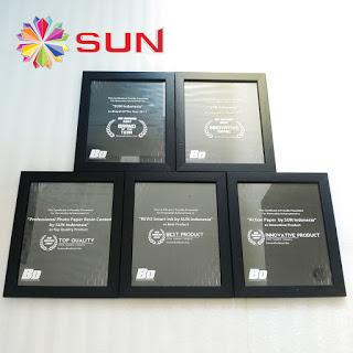 5 awards