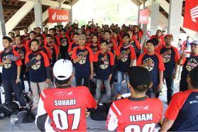 honda bikers camp 1