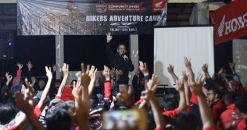 honda bikers camp 2