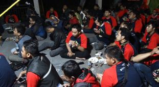 honda bikers camp 4