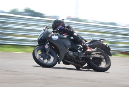 CBR250RR Track Day 1