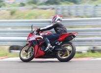 CBR250RR Track Day 12