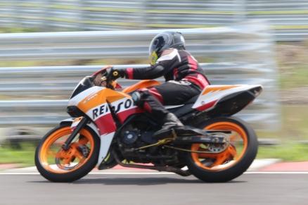 CBR250RR Track Day 16