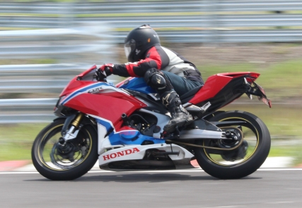 CBR250RR Track Day 22