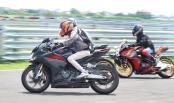 CBR250RR Track Day 30