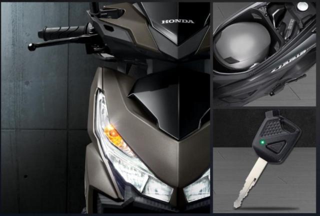 Honda Vario 2018