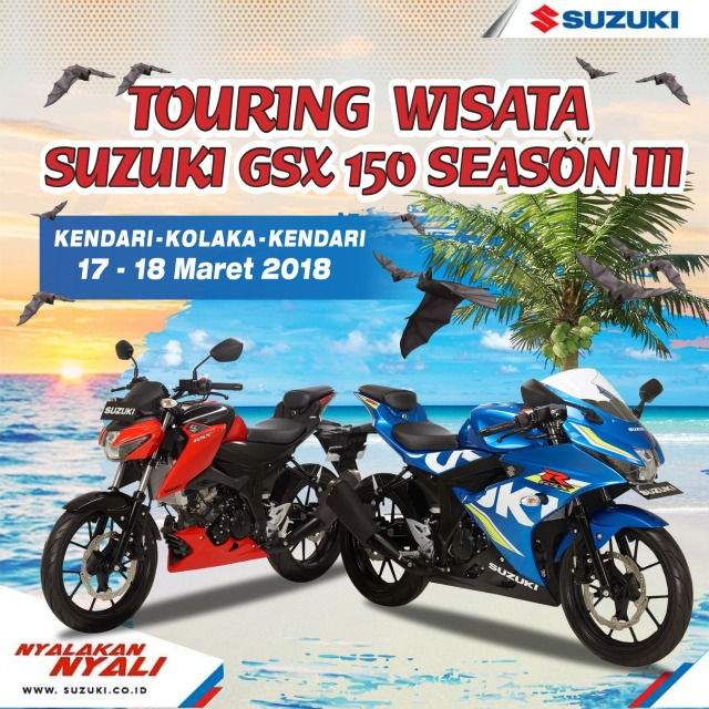 Touring GSX Kendari 1
