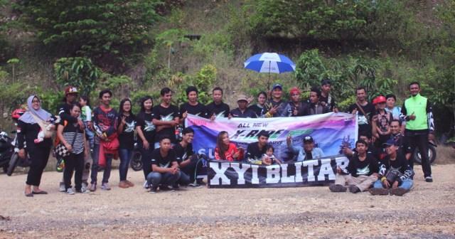 touring X-RIDE Blitar 7