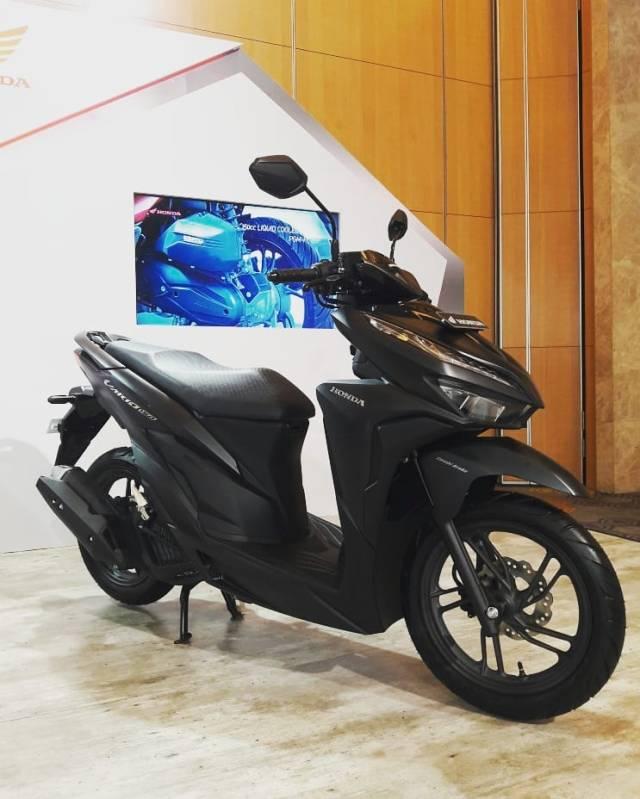 Galeri New Vario 150 Terbaru 2018 6