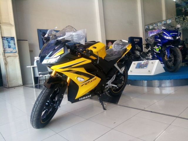 New R15 Yellow Racing Tulungagung