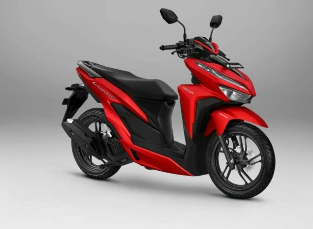 wana vario 150 terbaru 2018 Exclusive Matte Red
