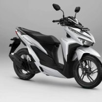 warna new vario terbaru 2018 Exclusive White