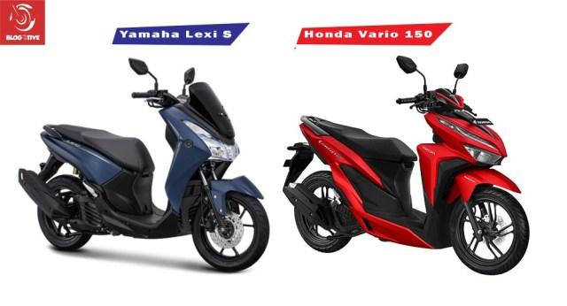 Yamaha-Lexi-125-vs-Honda-Vario-150