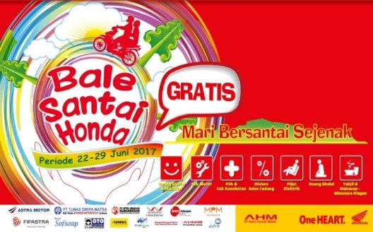 Bale Santai Honda 2018 1