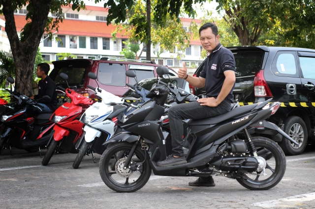 review harian NEX II