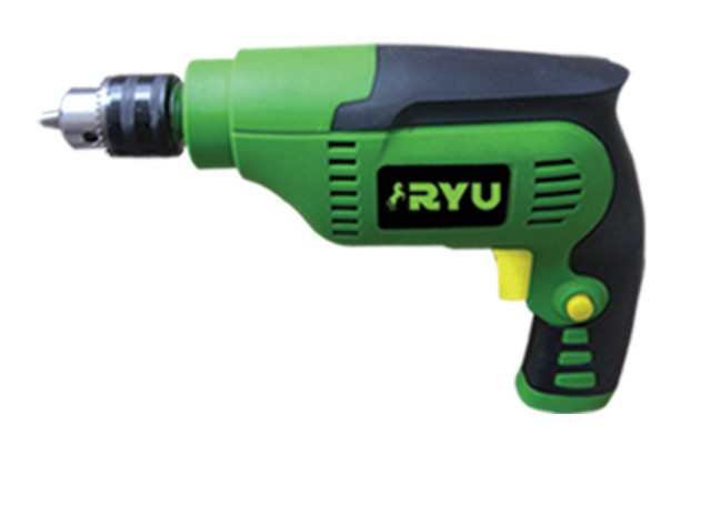ryu-power-tools-drill-10-mm-variable-hijau
