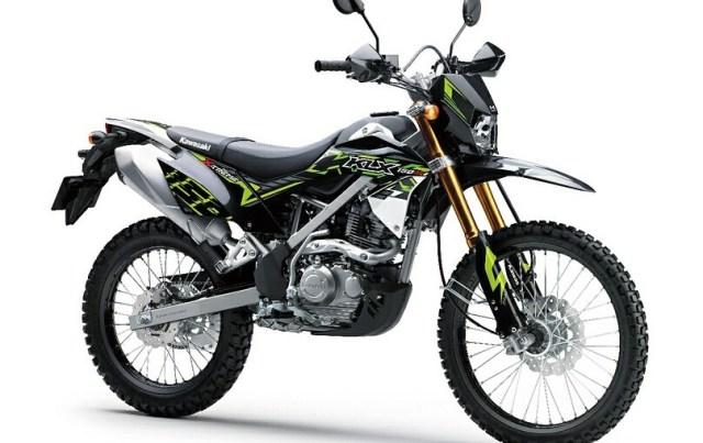 Klx-150-bf-x-treme-hitam-hijau