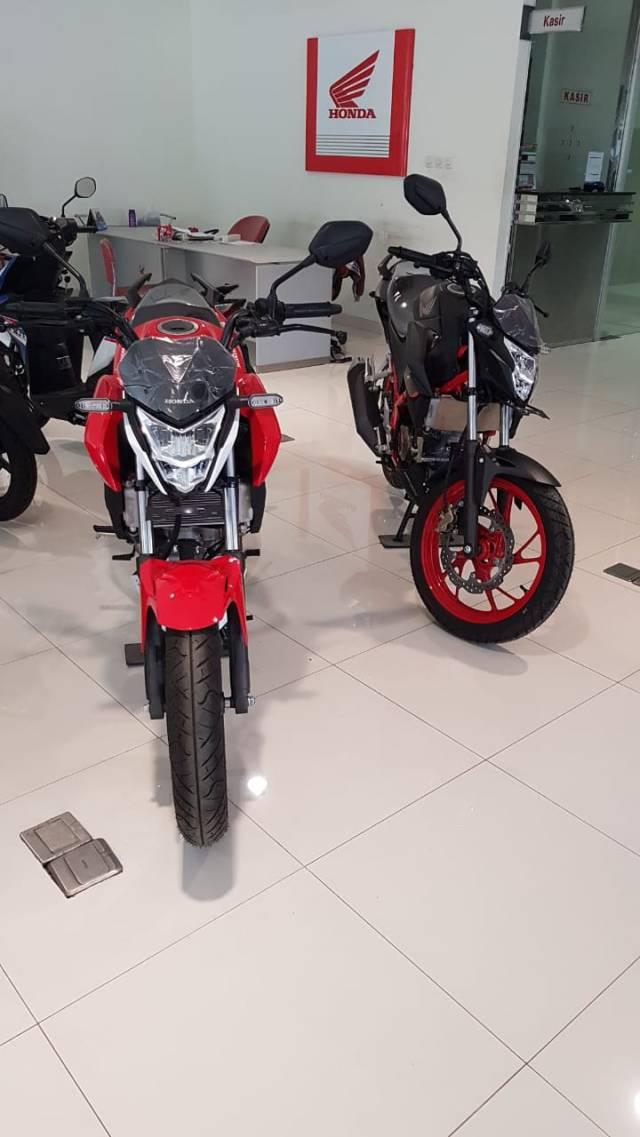 Harga New CB150R 2018 Tulungagung 1