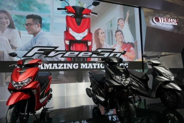 Yamaha FreeGo harga warna spesifikasi