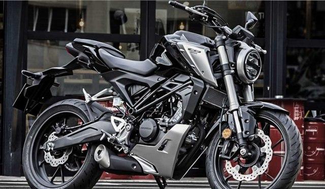 motor baru honda 2019