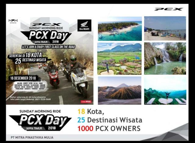 pcx day 1