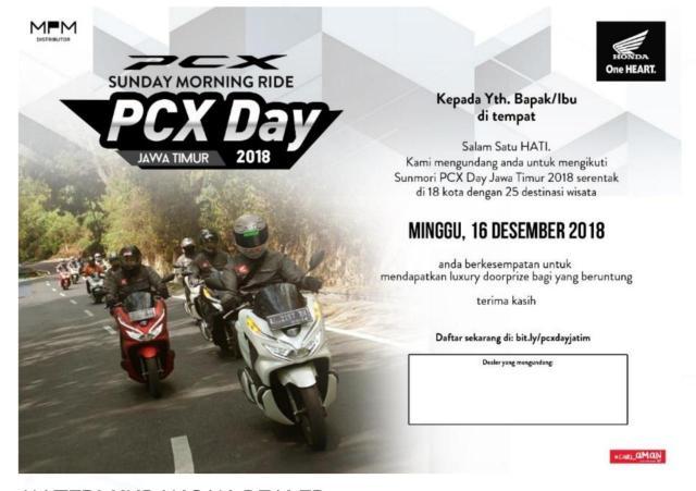 pcx day 2